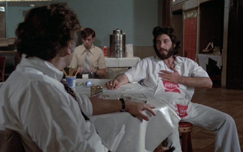Miller Beer and Coca-Cola Apron in Serpico