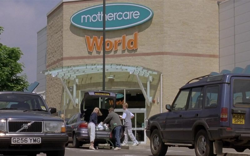 Mothercare Store in About a Boy (1)