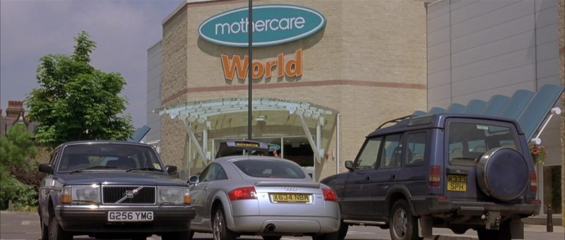 Mothercare Store in About a Boy (2002) - Movie Product Placement