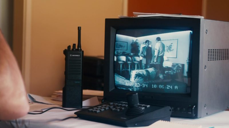 Motorola Radio in The Informant! (2009) Movie Product Placement