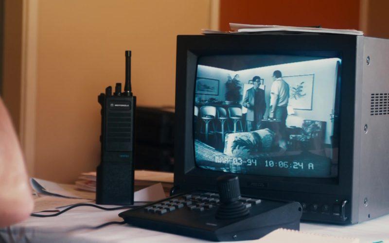 Motorola Radio in The Informant