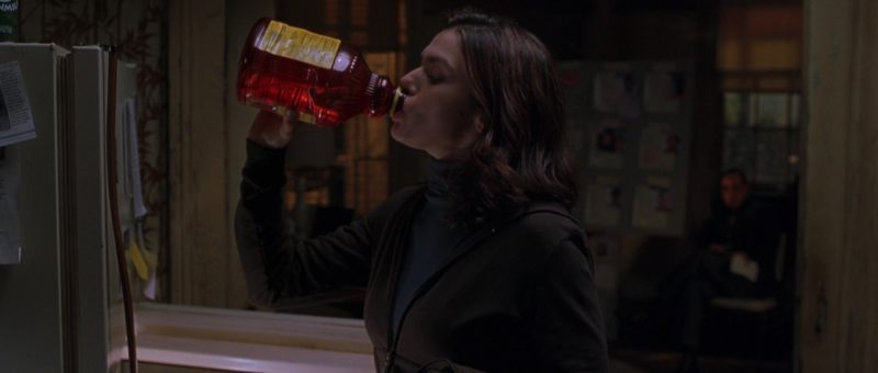 Mott's Juice in Runaway Jury (2003) Movie Product Placement