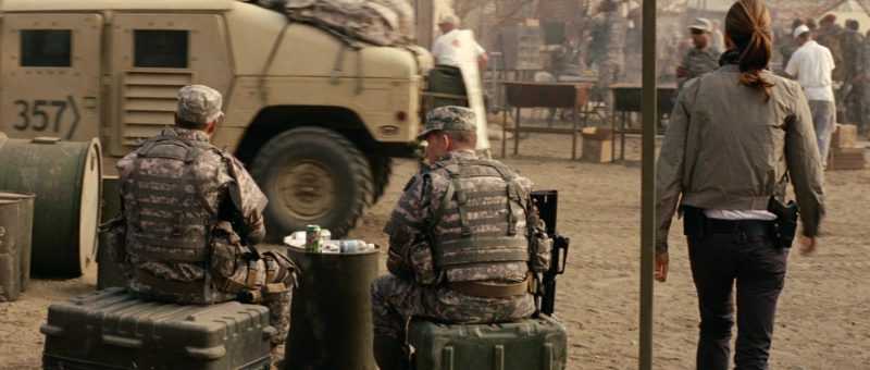 Mountain Dew in The A-Team (2010) - Movie Product Placement