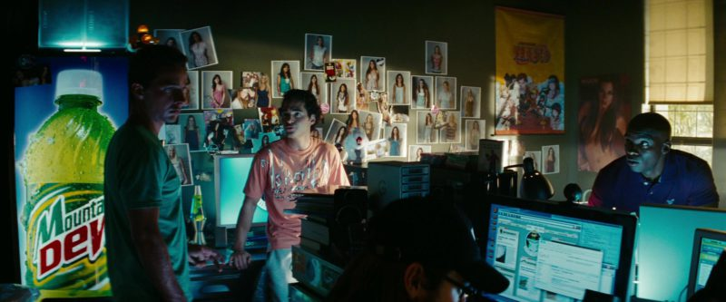Mountain Dew in Transformers: Revenge of the Fallen (2009) - Movie Product Placement