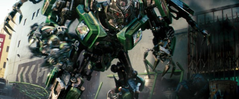 Mountain Dew Vending Machine/Bot in Transformers (2007) - Movie Product Placement