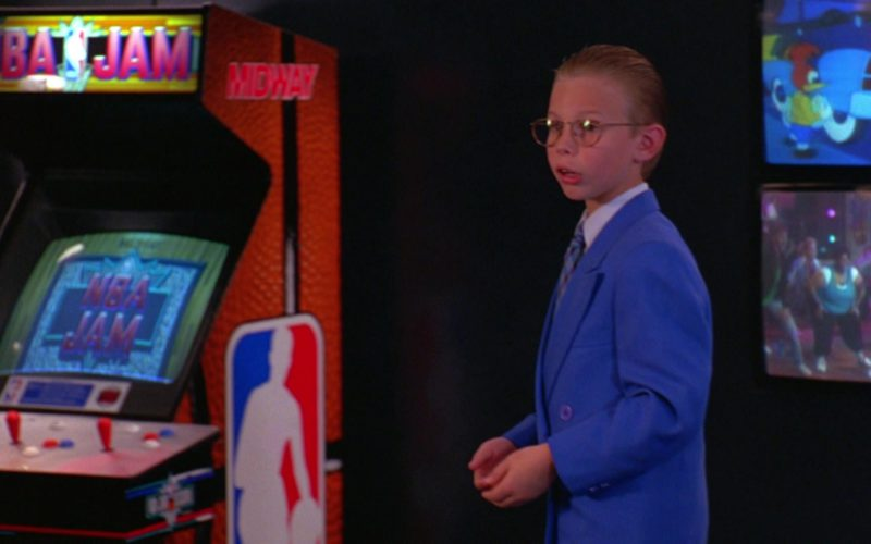 NBA Jam Video Game Machine by Midway Games in North (2)