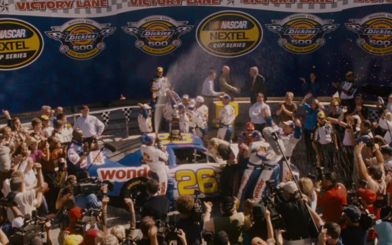 Nascar Nextel Cup Series in Talladega Nights (1)