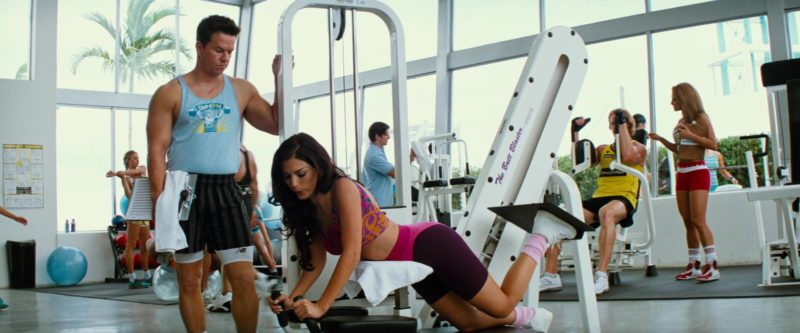 New Balance Shorts Worn By Mark Wahlberg in Pain & Gain (2013) Movie Product Placement