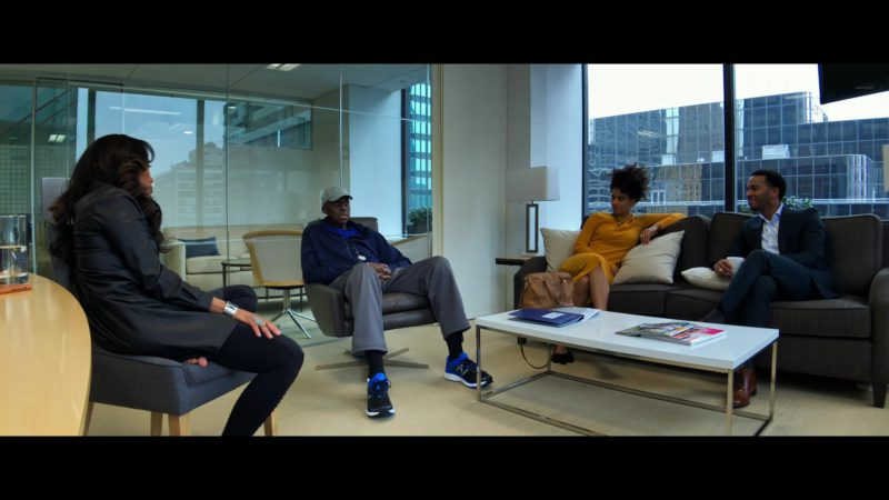 New Balance Sneakers Worn by Bill Duke in High Flying Bird (2019) - Movie Product Placement