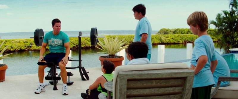 New Balance Sneakers Worn by Mark Wahlberg in Pain & Gain (2013) - Movie Product Placement