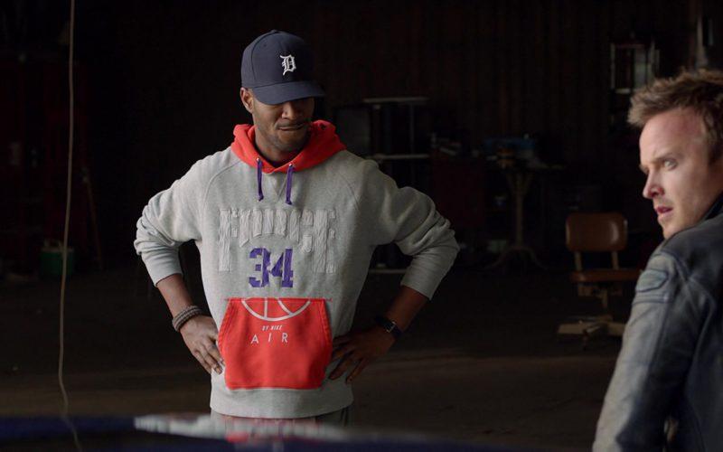 Nike Air Hoodie Force 34 Worn by Kid Cudi in Need for Speed (1)
