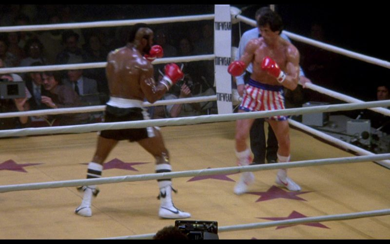 Nike Boxing Shoes Worn by Mr. T (Clubber Lang) in Rocky 3 (6)