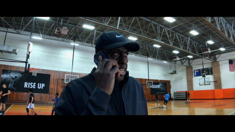 Nike Cap Worn by Bill Duke in High Flying Bird (2019) - Movie Product Placement