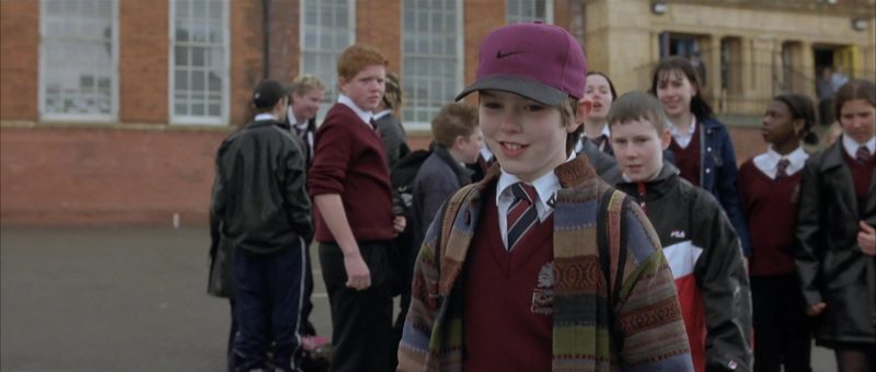 Nike Cap Worn by Nicholas Hoult in About a Boy (2002) Movie Product Placement