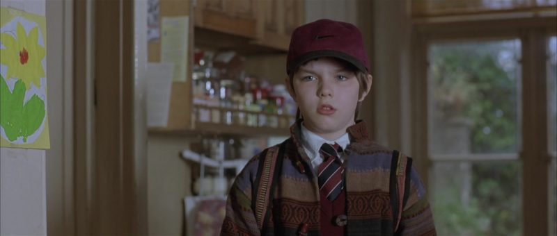 Nike Cap Worn by Nicholas Hoult in About a Boy (2002) - Movie Product Placement