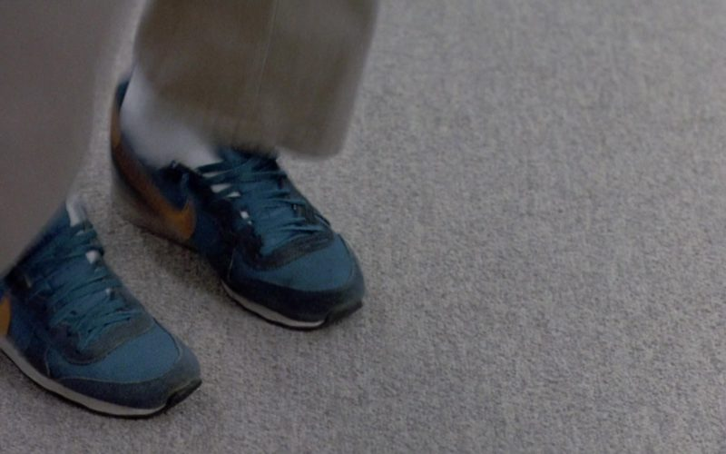 Nike Internationalist Blue Sneakers Worn by Anthony Michael Hall in The Breakfast Club (3)