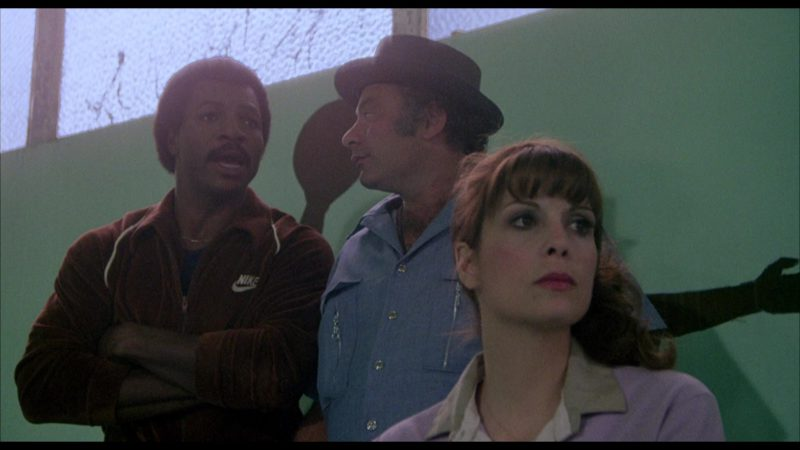 Nike Jacket Worn by Carl Weathers (Apollo Creed) in Rocky 3 (1982) Movie Product Placement