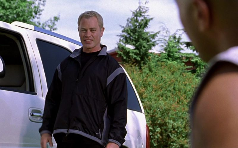 Nike Jacket Worn by Neal McDonough in Walking Tall