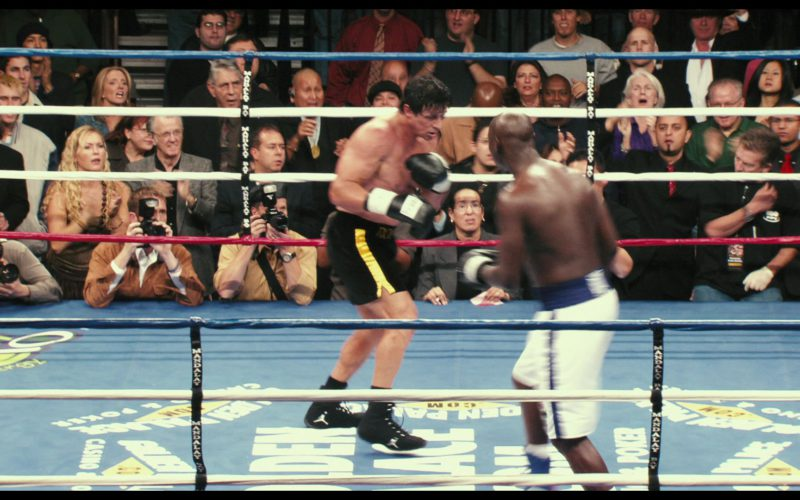 Nike Jordan Black Boxing Boots Worn by Sylvester Stallone in Rocky Balboa (1)