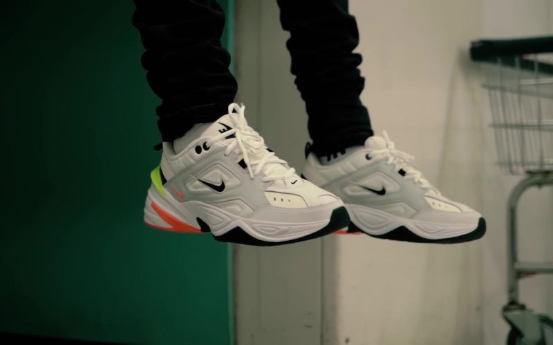 Nike M2K Tekno Men's Sneakers Worn by YoungBoy Never Broke Again in Valuable Pain (1)