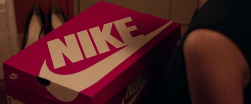 Nike Shoe Box in The Hate U Give (2018) Movie Product Placement