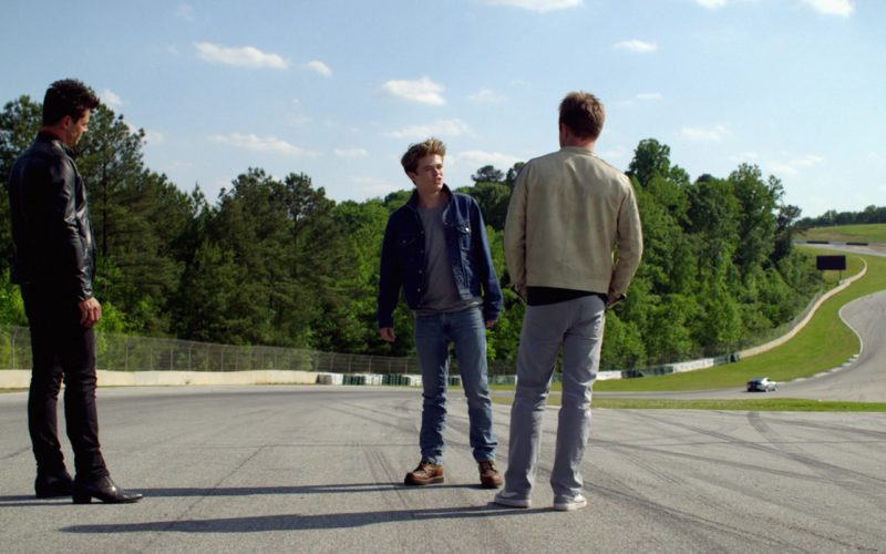 Nike Shoes Worn by Aaron Paul in Need for Speed (1)