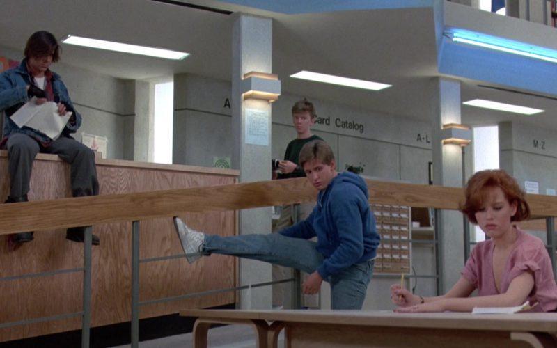 Nike Shoes Worn by Emilio Estevez in The Breakfast Club (1)