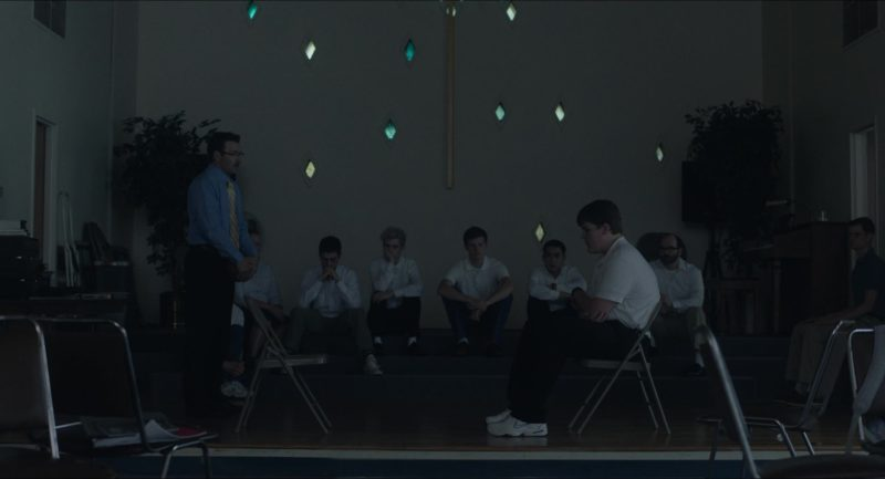 Nike Shoes in Boy Erased (2018) Movie Product Placement