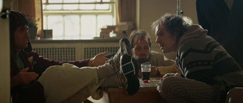 Nike Sneakers Worn by Sharlto Copley in The A-Team (2010) Movie Product Placement