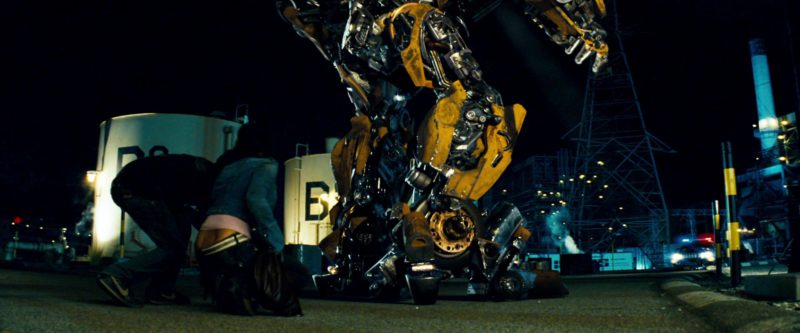 Nike Sneakers Worn by Shia LaBeouf in Transformers (2007) - Movie Product Placement