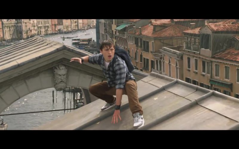 Nike Sneakers Worn by Tom Holland in Spider-Man