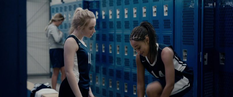 Nike Tee Worn by Amandla Stenberg in The Hate U Give (2018) Movie Product Placement