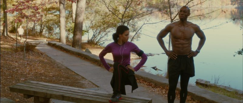 Nike Women's Top and Shoes Worn by Jurnee Smollett-Bell in Temptation: Confessions of a Marriage Counselor (2013) Movie Product Placement
