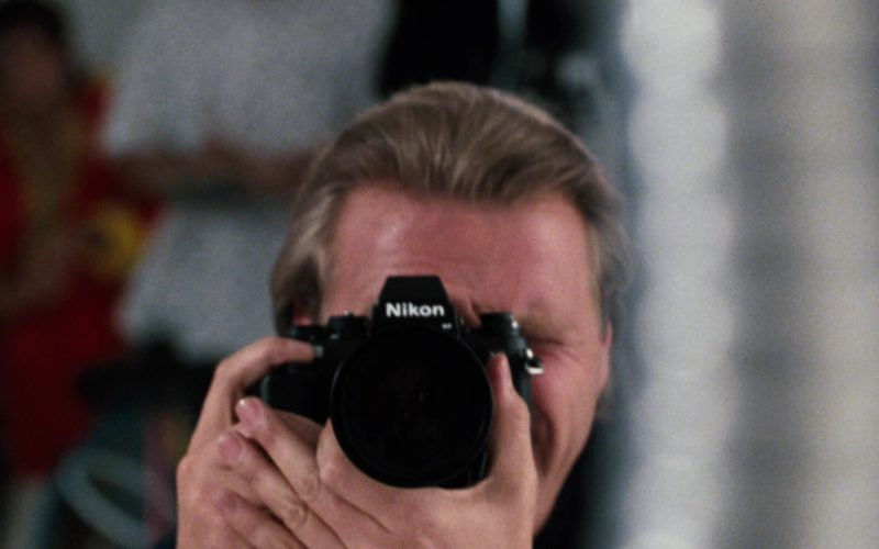 Nikon Camera Used by David Rasche in Cobra (1)