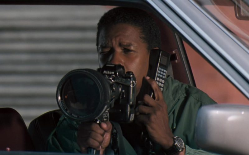 Nikon Camera Used by Denzel Washington in The Pelican Brief (1)