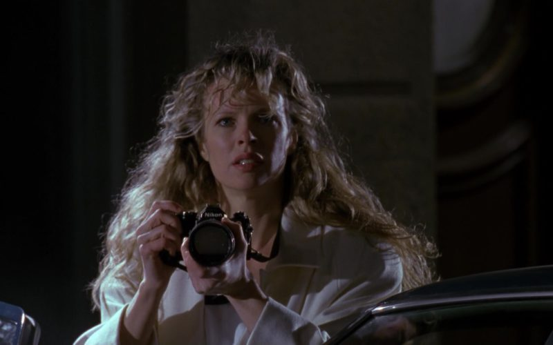 Nikon Camera Used by Kim Basinger (Vicki Vale) in Batman (1)