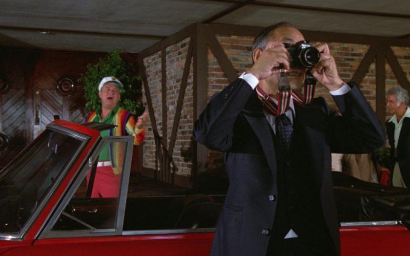 Nikon Camera in Caddyshack (1)