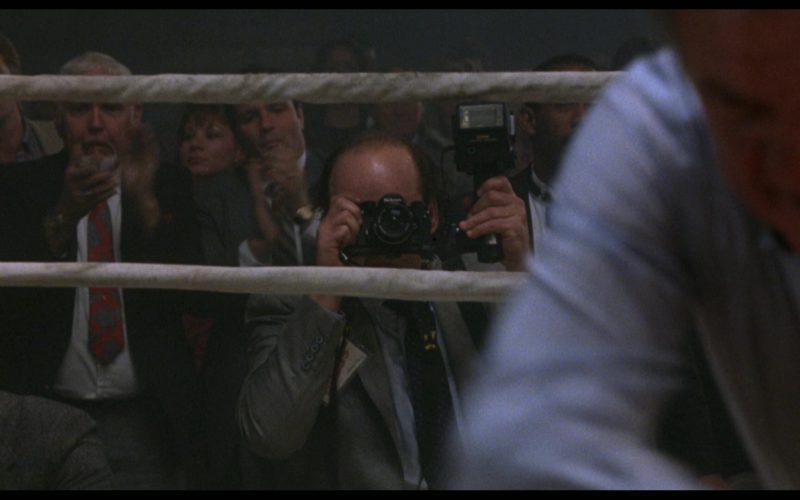 Nikon Camera in Rocky 5