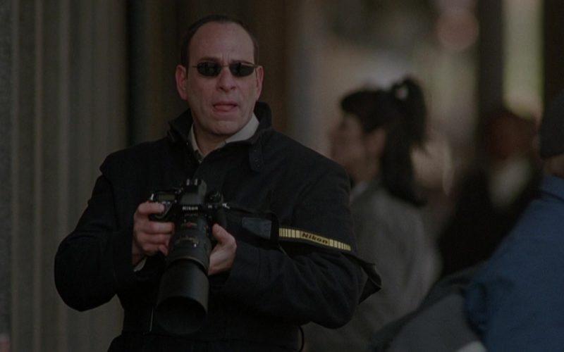 Nikon Camera in Runaway Jury