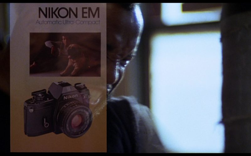 Nikon Em Automatic Ultra-Compact Photography Camera in Rocky 3