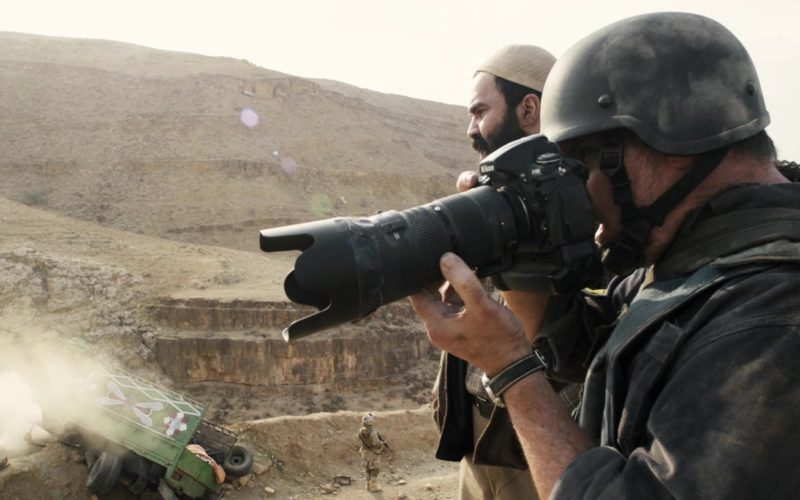 Nikon Photography Camera in A Private War