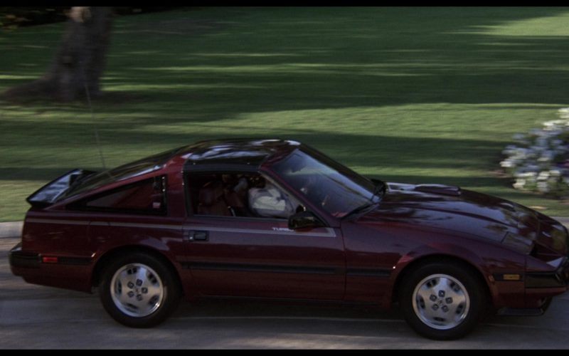 Nissan 300ZX Car in Rocky 4