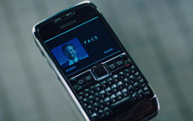 Nokia E71 Smartphone in The A-Team (1)
