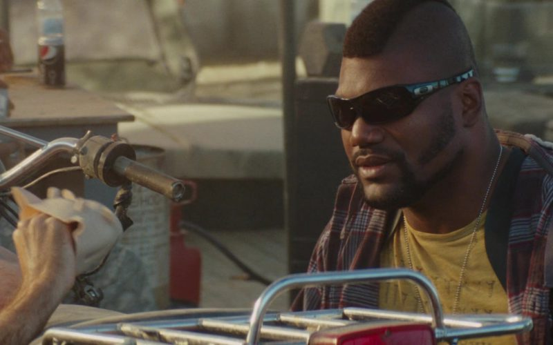 Oakley Antix Sunglasses Worn by Quinton Jackson in The A-Team (6)