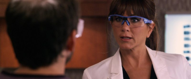 Oakley Eyewear Worn by Jennifer Aniston in Horrible Bosses (2011) - Movie Product Placement