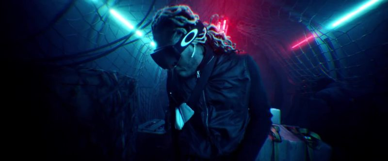 """Oakley Goggles Worn by Future in """"Jumpin on a Jet"""" (2019) - Official Music Video Product Placement"""
