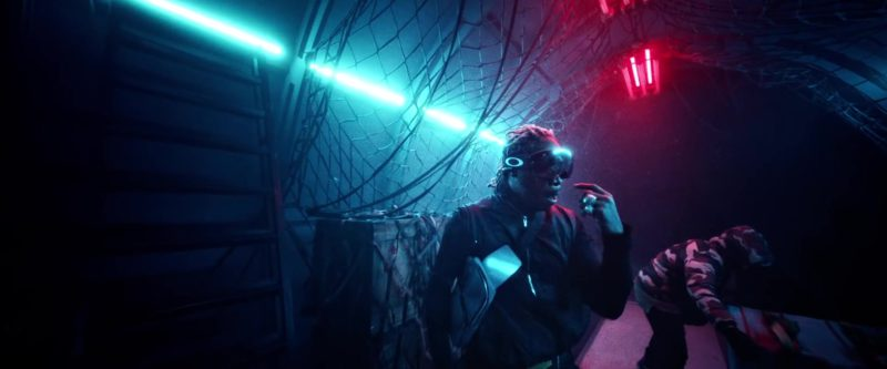 """Oakley Goggles Worn by Future in """"Jumpin on a Jet"""" (2019) Official Music Video Product Placement"""