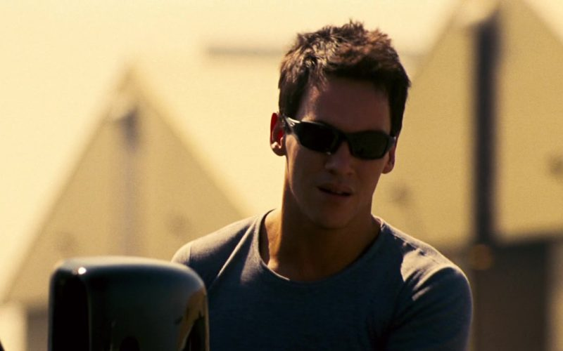 Oakley Sunglasses Worn by Jonathan Rhys Meyers in Mission Impossible III