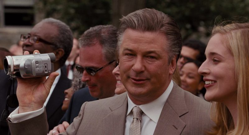 Panasonic Camcorder 3CCD Used by Alec Baldwin in It's Complicated (2009) Movie Product Placement