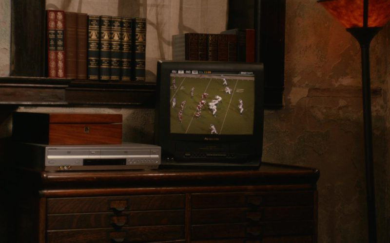 Panasonic TV in Temptation Confessions of a Marriage Counselor